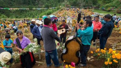 Photo of Siente días entre muertos y vivos tradición mexicana