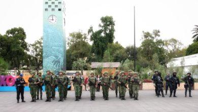 Photo of Ingresa Guardia Nacional a Xochimilco