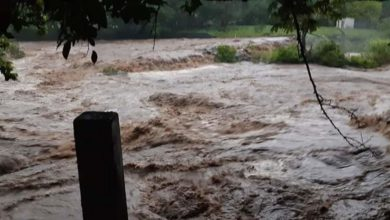 Photo of Cuatro ríos desbordados y más de 840 viviendas afectadas por lluvias