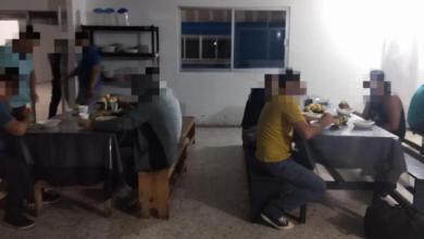 Photo of Resguarda SSP a migrantes centroamericanos; seis detenidos