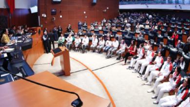 Photo of Ganadores de Panamericanos son reconocidos en el Senado