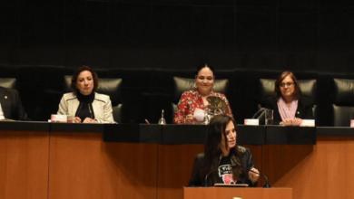 Photo of Senado resalta el 66 aniversario #DerechoalaMujer