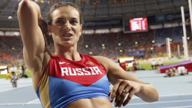 "Photo of Isinbayeva: ""Sanciones de la AMA a Rusia son atroces y asesinas"""