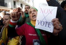 Photo of Entre protestas, inician elecciones en Argelia