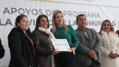 Photo of Entrega DIF Estatal 400 sanitarios ecológicos a 20 municipios