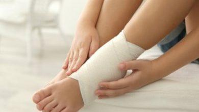 Photo of Esguince de tobillo, una de las lesiones más frecuentes