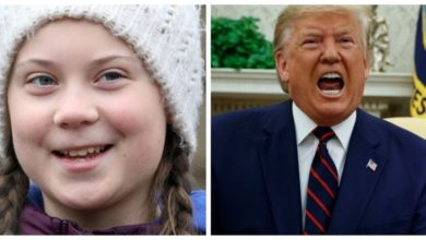 Photo of Greta humilla a Donald Trump