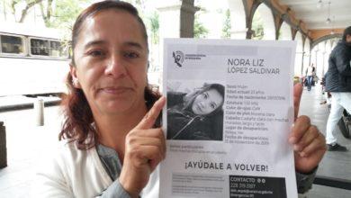 Photo of Nora Liz cumple un mes que desapareció; madre acusa nula investigación