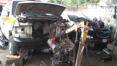 Photo of Reparación de ambulancias de Rescate puede superar los 18 mil pesos