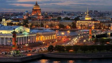 Photo of San Petersburgo vive ola de amenazas