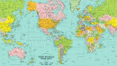 Photo of Estos son los países que no tienen salida al mar