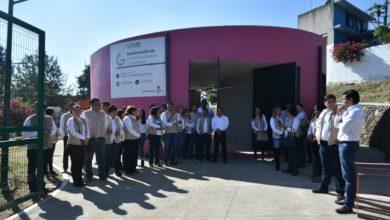Photo of Inauguran el centro de gestión comunitaria «Las Minas»