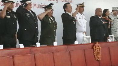 Photo of Pide Cuitláhuac a policías que se alejen de la corrupción