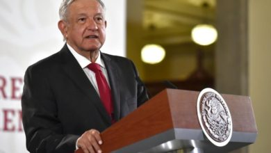 Photo of Se disculpa AMLO por hablar lento