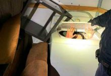 Photo of Migrantes chinos intentaron cruzar a EUA ocultos en muebles