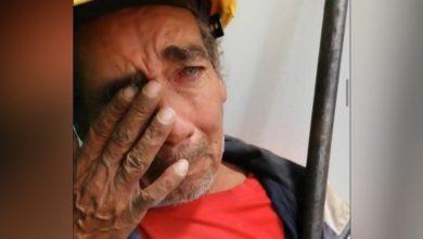 Photo of Don Beto fue estafado pero mucha gente le ayudó a pagar su deuda
