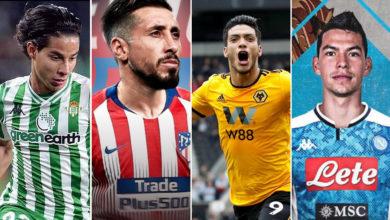 Photo of Futbolistas que emigraron a Europa en 2019