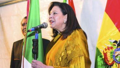 Photo of Piden que embajadora María Teresa Mercado vuelva a México
