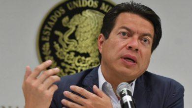 Photo of Mario Delgado acusa a Calderón de proteger al Cártel de Sinaloa