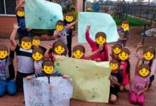 Photo of Video: Niños se manifiestan porque no les permiten jugar