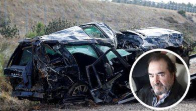 Photo of Fallece Patxi Andión en accidente automovilístico