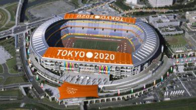 Photo of Inauguran Estadio Nacional, sede de Tokio 2020