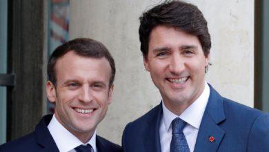 Photo of Trudeau y Macron se burlan de Donald Trump