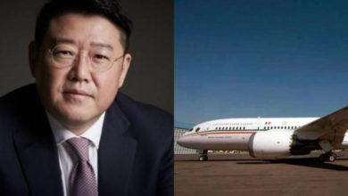 Photo of Magnate surcoreano afirma pagar por el avión presidencial