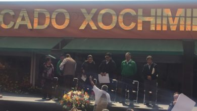 Photo of Entregan rehabilitación de mercados del centro de Xochimilco