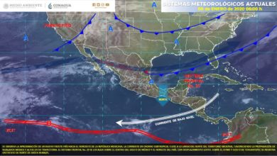 Photo of Nublado e intervalos de chubascos vespertinos en Veracruz