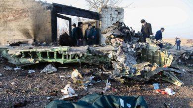 Photo of Avión ucraniano se incendió antes de estrellarse