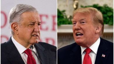 Photo of Descarta AMLO confrontación con Trump por tema migratorio