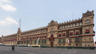 Photo of Concluye mantenimiento de la fachada de Palacio Nacional