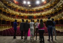 Photo of Actrices «cuestionan» la pertinencia del teatro