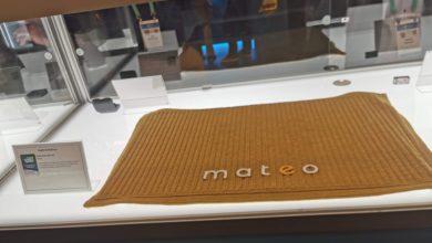 Photo of Mateo, la alfombra de baño que monitorea el peso y la postura de tu cuerpo
