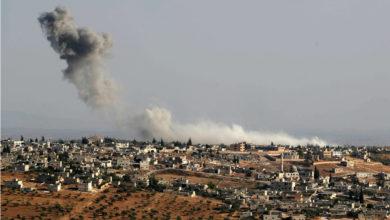 Photo of Intensos bombardeos en provincia siria dejan 60 muertos