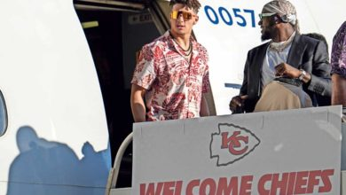 Photo of Jefes y 49ers ya están en Miami para semana del Super Bowl
