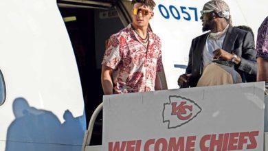 Photo of Jefes y 49ers ya están en Miami para semana del Super Bowl