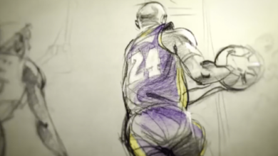 Photo of «Dear Basketball», el corto animado que le dio un Oscar a Kobe Bryant