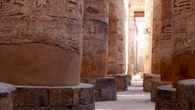 Photo of Hallan en Egipto bloques con grabados históricos