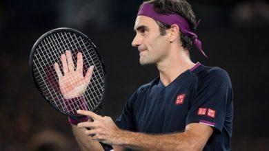 Photo of Roger Federer sufre, pero ya está en octavos de final en Australia