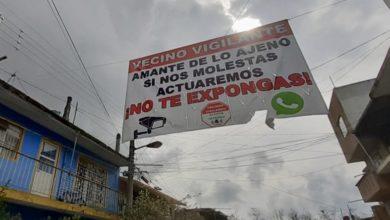 Photo of Vecinos de El Dique piden alto a la delincuencia