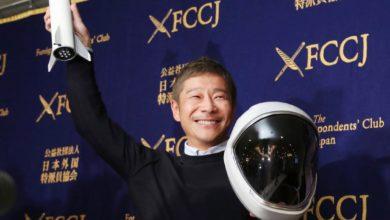 Photo of Millonario japonés busca una novia para que lo acompañe a la Luna