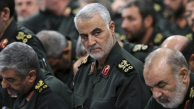 Photo of EUA afirma que Soleimani planeaba atacarlos