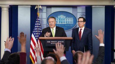 Photo of EUA anuncia nuevas sanciones contra Irán
