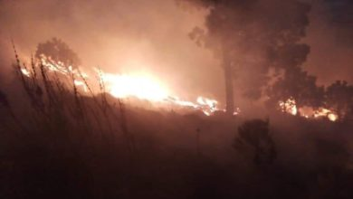 Photo of Se incendia el Cofre de Perote