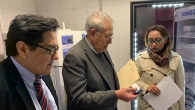 Photo of Supervisa Alcocer dotación de medicamentos oncológicos