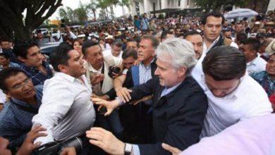 Photo of PAN pide informe sobre agresión a sus diputados en  Fiscalía