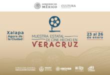 Photo of Muestra Estatal de Cine Hecho en Veracruz proyectará 26 obras