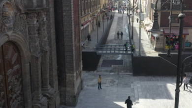 Photo of 27 calles del centro ya están libres de ambulantes: Sheinbaum